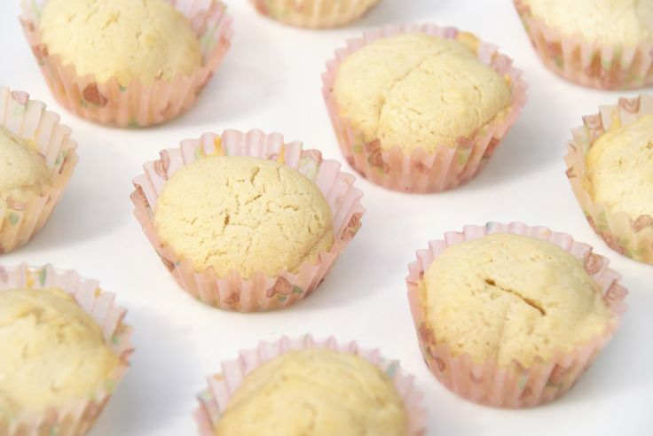 These tiny Africa Baobab cupcakes are perfect for a unique taste of summer!