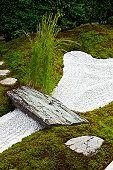 Stone bridge, Zuiho-in.