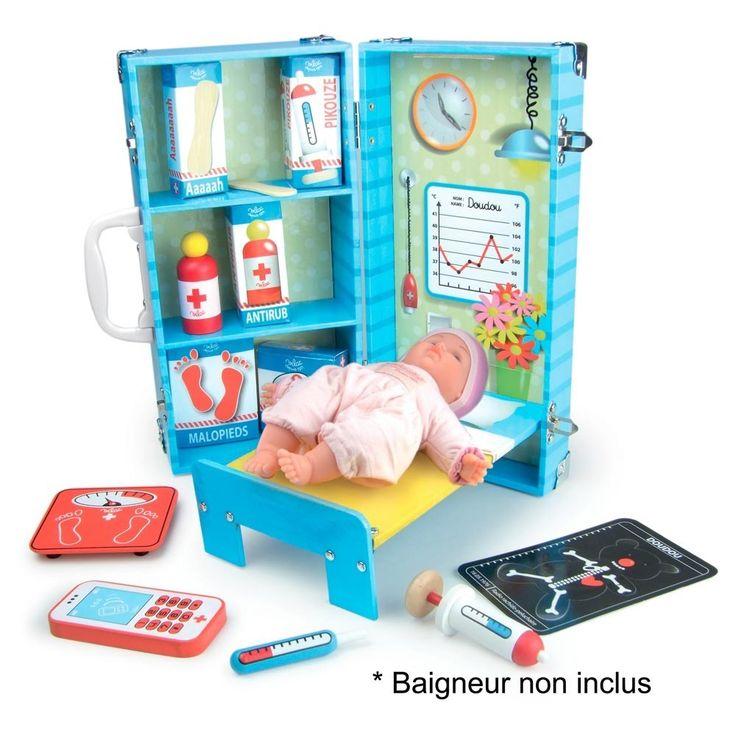valigetta dottore gioco legno - Cerca con Google