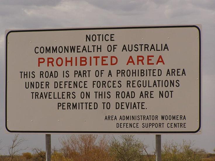 Woomera, South Australia