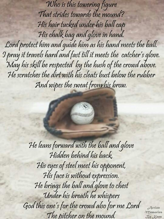 I love, love, love this!!!! Baseball