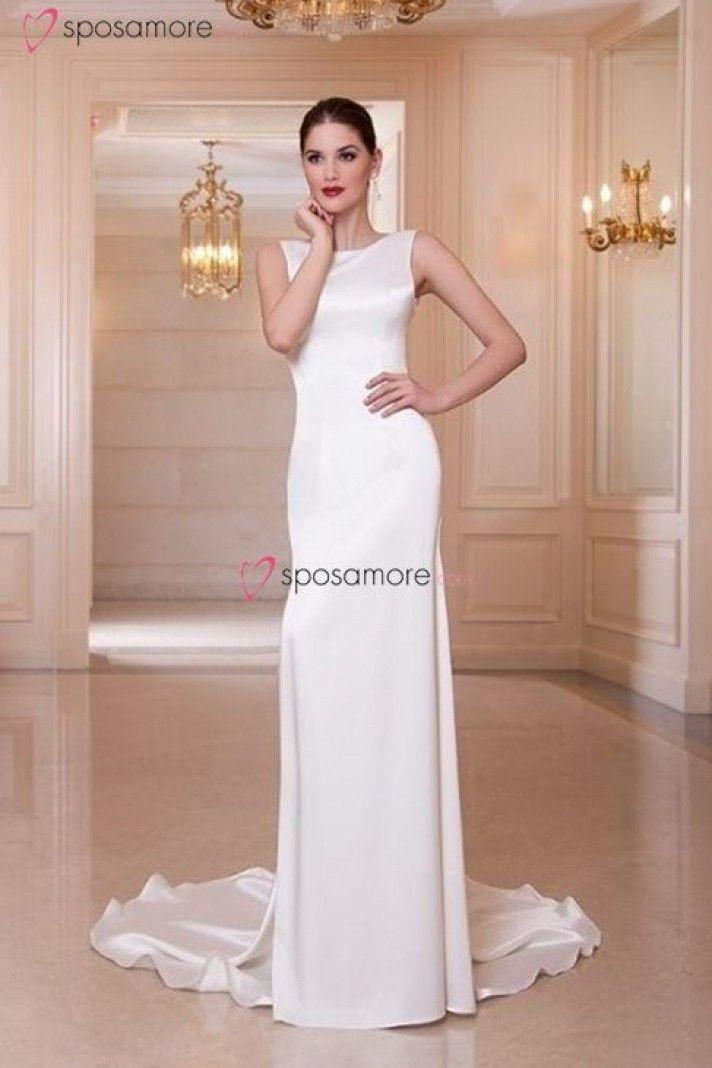 abito da sposa stile Greco, Dea in stile ellenico, vestito con scollatura decorata in pizzo