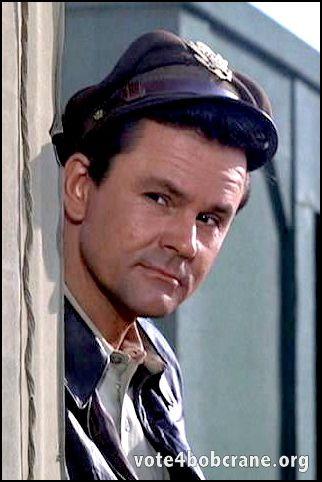 Colonel Hogan (Bob Crane)