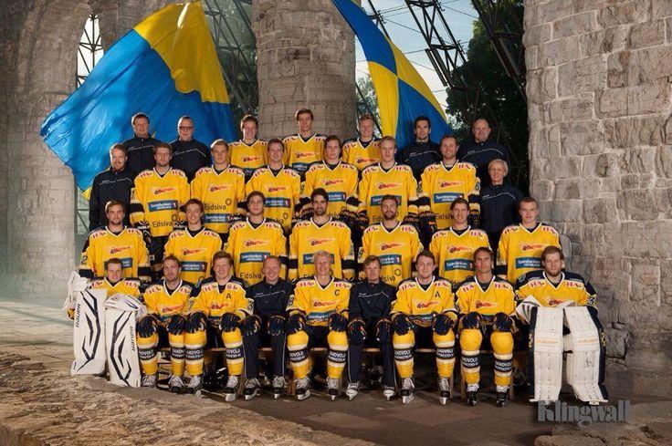 Storhamar Dragons team 2013/14
