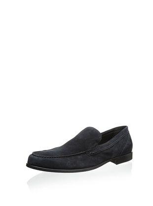 Dino Bigioni Men's Loafer (Leon Navy)