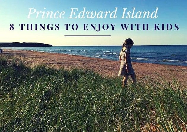 During a 3 day visit to Prince Edward Island with our kids, we set out to find all the best family-friendly activities and attractions. Here they are.