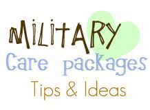 Care package ideas - Loads of great Themed Care Package ideas, practical even - MilitaryAvenue.com