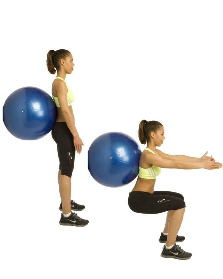 Stability Ball Upper Body Workout: 134 Best Images About Estiramientos On Pinterest