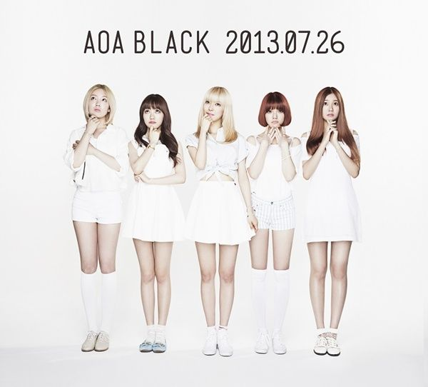 AOA Black Releases Series of Teaser Images for Upcoming Comeback