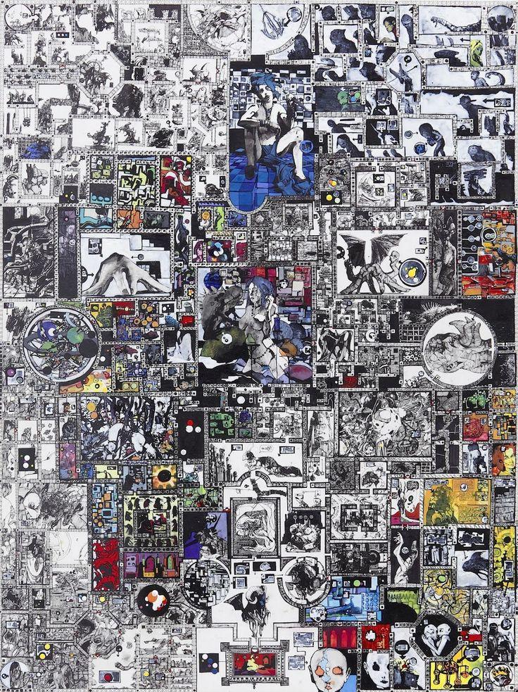 I MIEI SOGNI D'ANARCHIA - Calabria Anarchica: Zak Smith (born July 16, 1976) Artist Anarchist
