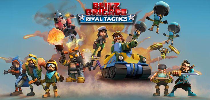 Gameloft veut concurrencer Clash Royale avec son Rival Tactics - http://www.frandroid.com/android/421430_gameloft-veut-concurrencer-clash-royale-avec-son-rival-tactics  #Android, #ApplicationsAndroid, #Jeux