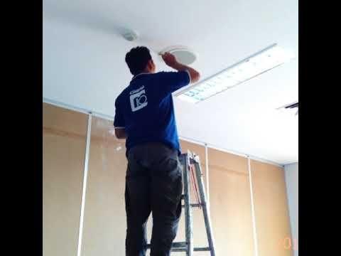 Aplikasi TOA Ceiling Speaker ZS-2852