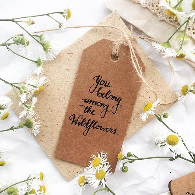 •[17.08.2016]• You belong among the wildflowers - piece of Selma's…