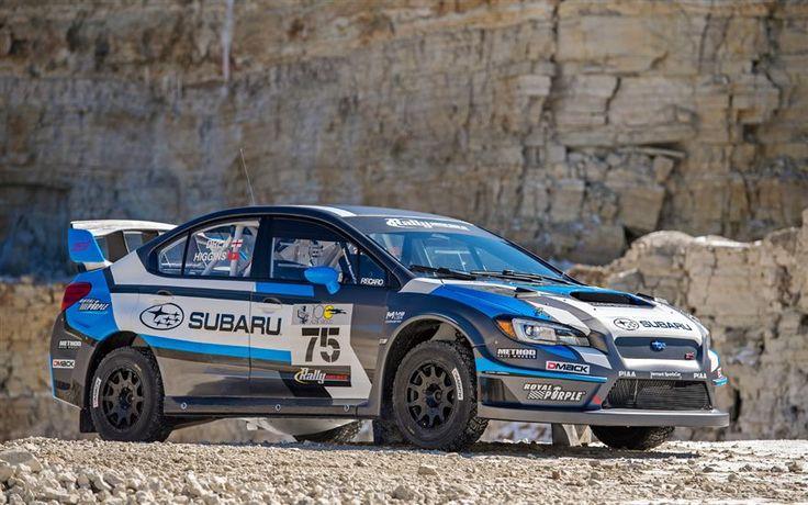 2004 Subaru Wrx Sti For Sale >> 2015 WRX Wide Body Rally Car   Cars   Subaru cars, Subaru ...