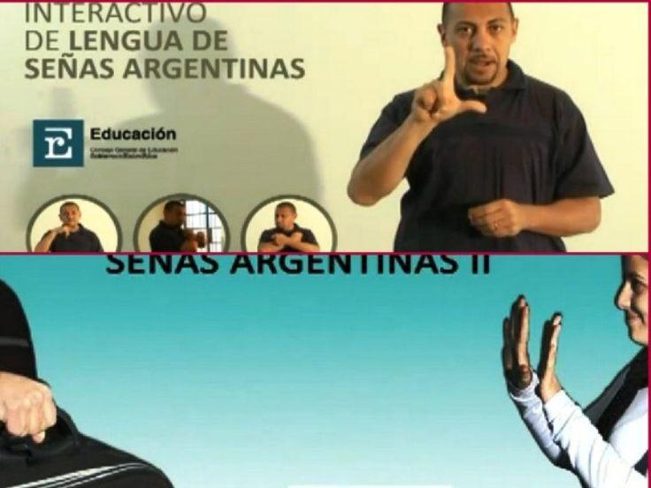 En esta colección les acercamos los materiales audiovisuales que integran el DVD I y II del Curso Interactivo de Lengua de Señas Argentinas (LSA). Estos recursos fueron desarrollados de manera conjunta por la Dirección de Educación Especial del CGE y el Portal @prender.