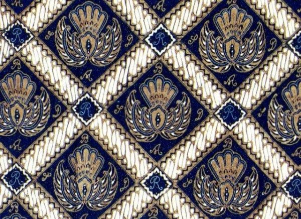 Gambar Batik jogja - motif ceplok