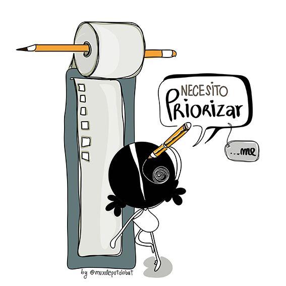 Necesito ordenar, priorizar…y a ratitos priorizar-me. EeeeegunonMundo!! ¡¡¡Compártelo!!!
