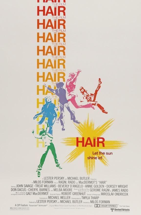 Hair 1979 Hair Movie Movie Posters Movies