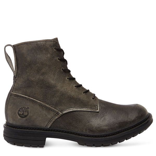 Timberland 6 Inch Mixed Media Waterproof Boots (Men's) - Brown Skillful Manufacture Sports Shoes
