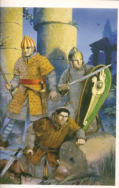 Normandos en Sicilia   Historical Europe   Norman knight ...