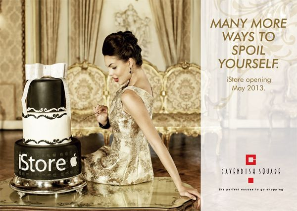 Cavendish Square - Many more ways to spoil yourself. By www.the-greenhouse.co.za