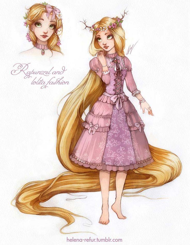 disney-ilustracoes-lolitas-rapunzel                                                                                                                                                                                 Mais