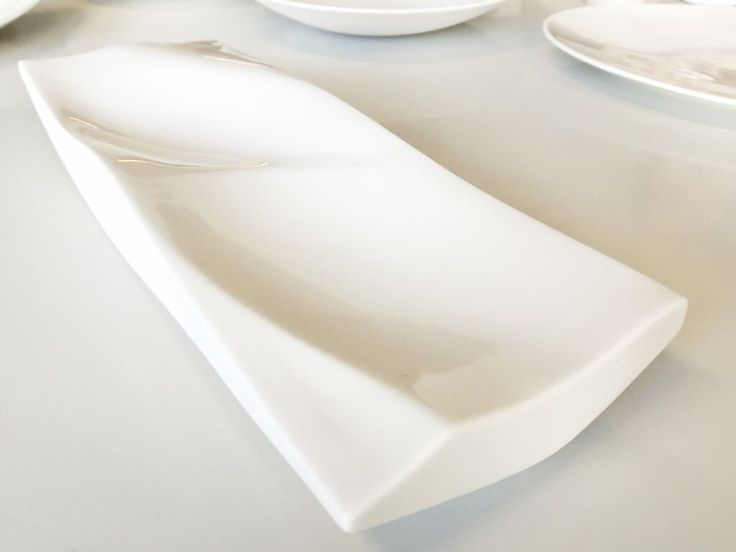 Lumi -tableware for Finnjävel restaurant. Designed by Ateljé Sotamaa, made by Vaja Finland. #finnjävel