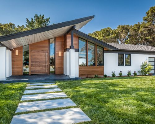 31 Best Houses Renovated Into Contemporary Homes Images On