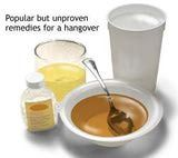 The Cures and Remedies for Hangovers