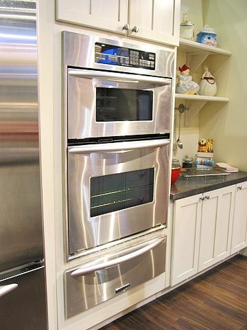 Wall Ovens: As much as I love to cook, I wish I could get one now