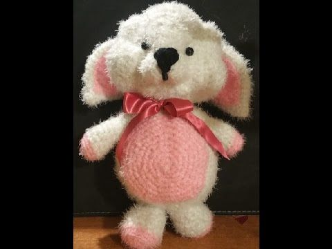 Tutorial coniglio all'uncinetto - amigurumi - crochet rabbit - crochet  ...