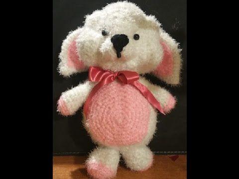 Tutorial coniglio all'uncinetto - amigurumi - crochet rabbit - crochet  ...