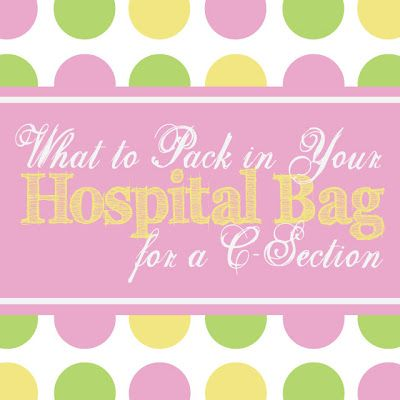 100+ ideas to try about Hospital bag...planned c-section ...