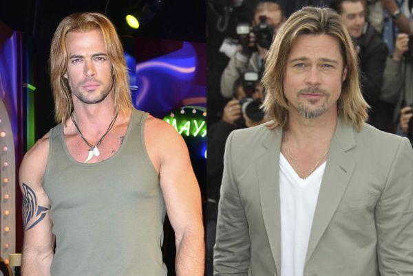 william Levy o Brad Pitt
