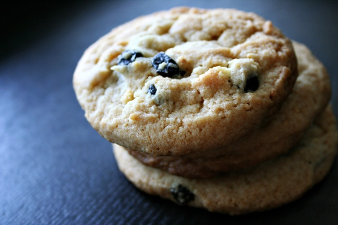 Blueberry and Cream Cookies | Cookies | Pinterest