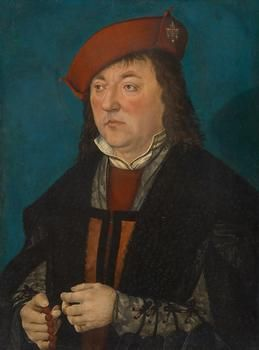 Portrait of a Man with Rosary  around 1521