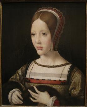 Queen Eleanor of Austria - Мабюз