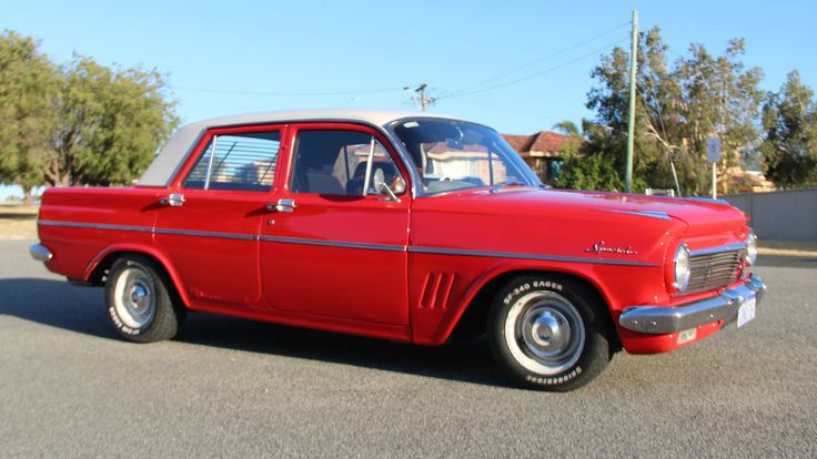 1964 EH Holden Special