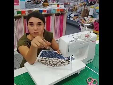 Carol Vilalta - Aula Necessaire Arredondada Fácil - YouTube