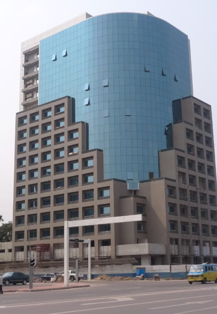 KINSHASA | Crown Tower | 15 Fl | Completed. - Page 6 - SkyscraperCity