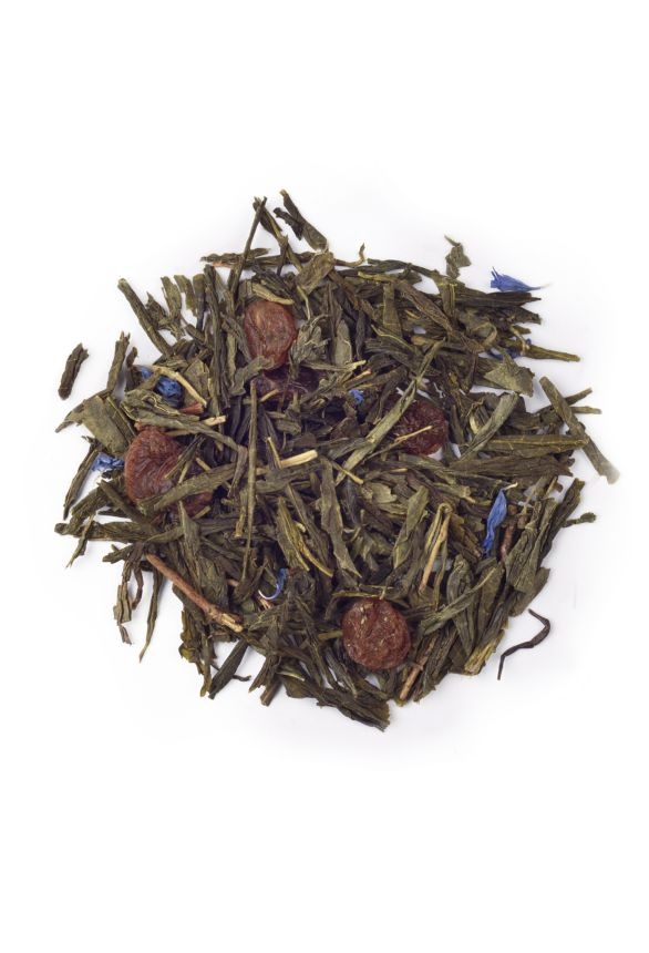 Grape Expectations: This fruity, grape-filled green tea is a spring classic in the making.