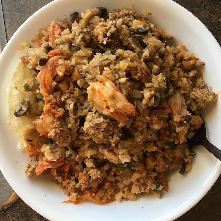 Best 20+ Cauliflower Rice Stir Fry ideas on Pinterest ...