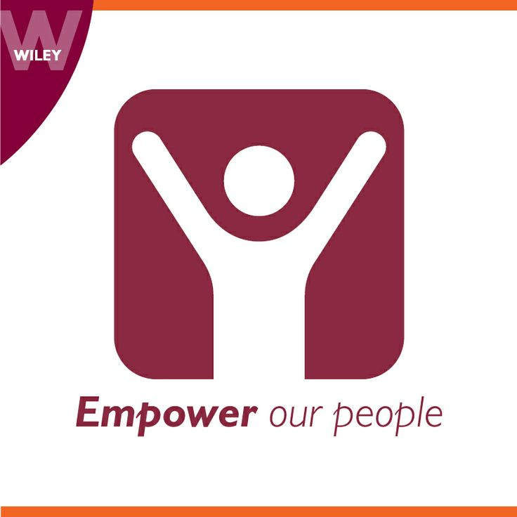 Empower our people #wiley #value #culture