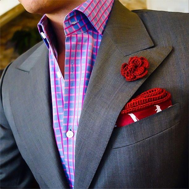 That shirt... I like! Sebastian Cruz Couture