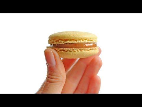 Как приготовить пирожное МАКАРОН | Macaron | Макарун