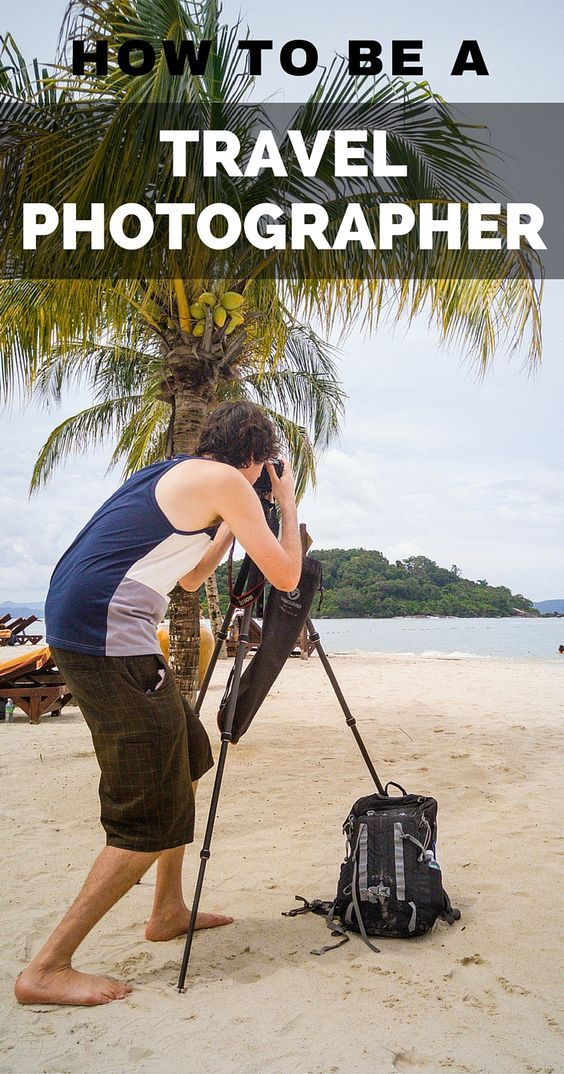 So whether you just want to dip your toe into photography, take your hobby the to the next level or pursue a career as a professional travel photographer, everything you need is now only one click away.