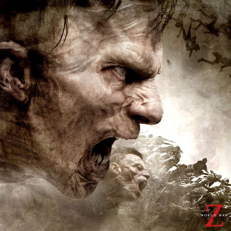 More zombies from World War Z | Marc Forster's World War Z ...