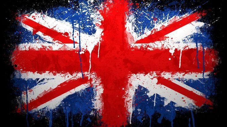 UK Flag Wallpapers Wallpaper
