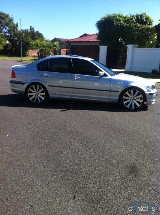 2004 BMW 318i E46 Sport MY2004