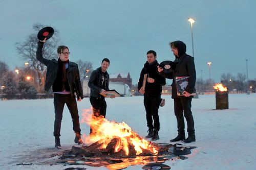 Fall Out Boy Releasing Album And Showing Off Special Guests!